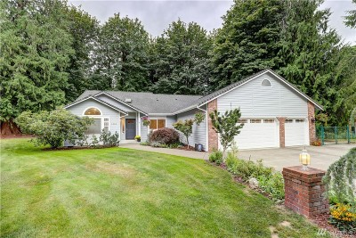 Thurston County Single Family Home For Sale: 4432 Cooper Point Rd NW