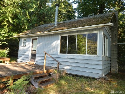 Snohomish County Single Family Home For Sale: 49122 State Route 2