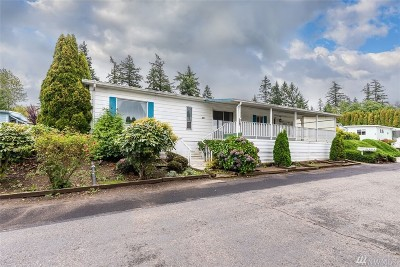 Bellingham Mobile Home For Sale: 1200 Lincoln St #301