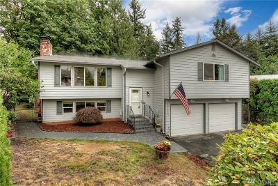 Bothell Single Family Home For Sale: 17623 18th Dr SE