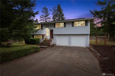Gig Harbor Single Family Home For Sale: 3308 58th Ave NW