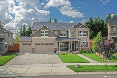 Bonney Lake Single Family Home For Sale: 13808 Overlook Dr E