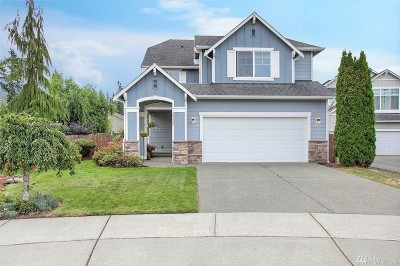 Maple Valley Single Family Home For Sale: 28623 227th Ct SE
