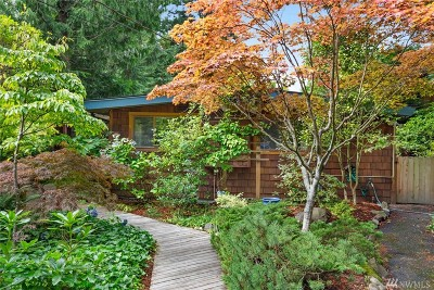Edmonds Single Family Home For Sale: 15724 70th Ave W