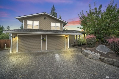 Everett WA Single Family Home For Sale: $549,000