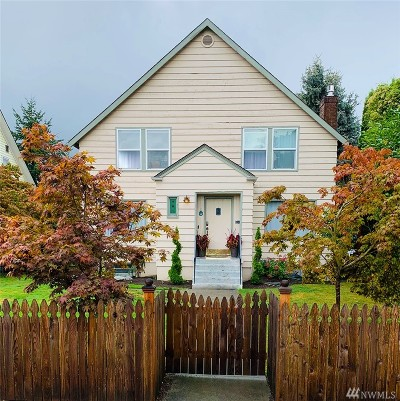 Everett Single Family Home For Sale: 1908 Rucker Ave