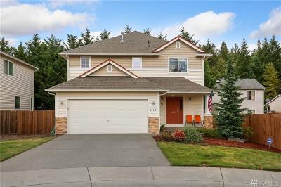 Spanaway Single Family Home For Sale: 20519 85th Av Ct E