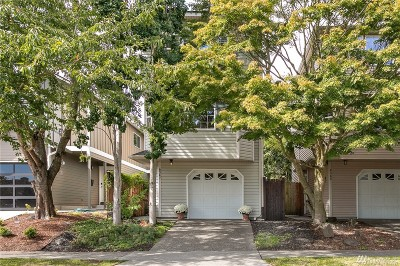 Seattle Single Family Home For Sale: 8347 9th Ave NW