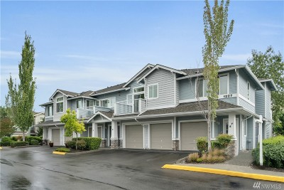 Pierce County Condo/Townhouse For Sale: 1207 63rd St SE #F-14