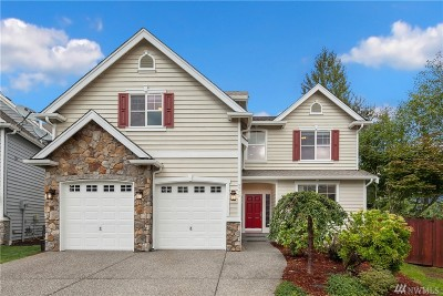 Bothell Single Family Home For Sale: 3725 211 Place SE