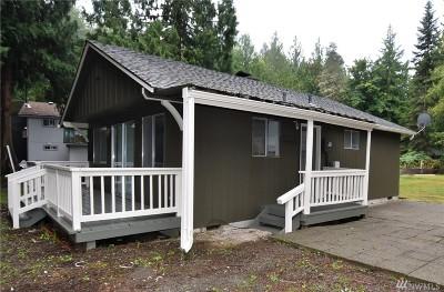 Concrete Single Family Home For Sale: 42032 North Shore Lane
