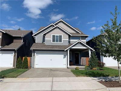 Lacey Single Family Home For Sale: 3045 Puget Meadow NE