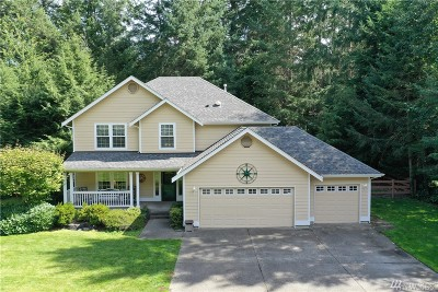 Gig Harbor Single Family Home For Sale: 2315 60th Ave NW