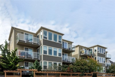 Seattle Condo/Townhouse For Sale: 2417 NW 59th St #W402