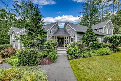 Bainbridge Island Single Family Home For Sale: 4480 NE North Tolo Rd