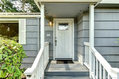 Seattle Single Family Home For Sale: 11511 17th Ave NE