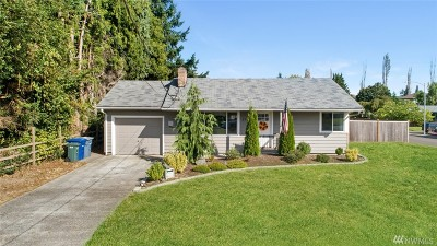 Puyallup WA Single Family Home For Sale: $369,950