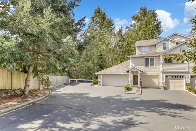 Snohomish County Single Family Home For Sale: 15806 18th Ave W #D207