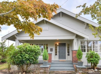 Olympia Single Family Home For Sale: 221 Cushing St NW