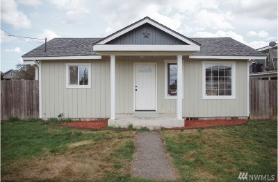 Chehalis Single Family Home For Sale: 219 SW 11th St
