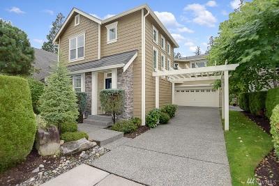 Redmond Single Family Home For Sale: 17323 NE 118th Ct