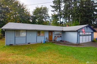 Olympia Single Family Home For Sale: 5325 79th Ct SW