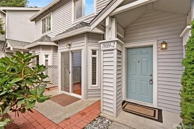 Redmond Condo/Townhouse For Sale: 18014 NE 95th Ct #2