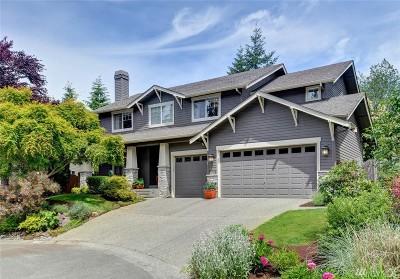 Redmond Single Family Home For Sale: 11024 166th Place NE