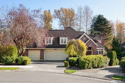 Bellevue Single Family Home For Sale: 4798 172nd Ct SE