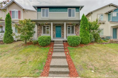 Skagit County Single Family Home For Sale: 629 Crested Butte Blvd