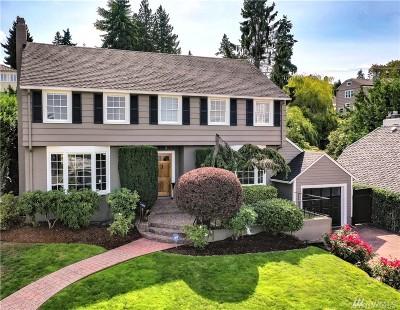 Tacoma Single Family Home For Sale: 2210 N Tacoma Ave