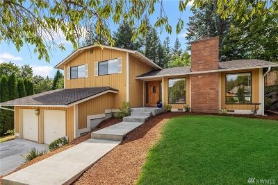 Redmond Single Family Home For Sale: 13305 NE 117th Wy