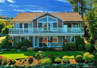 Camano Island Single Family Home For Sale: 1288 Country Club Dr