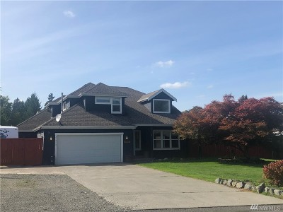 Spanaway Single Family Home For Sale: 21312 39th Ave E