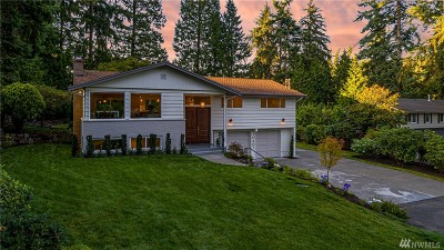Snohomish County Single Family Home For Sale: 10607 Nottingham Rd