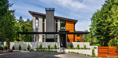 Bellevue Single Family Home For Sale: 106 Cedar Crest Lane
