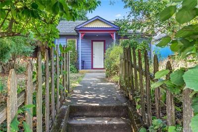 Thurston County Single Family Home For Sale: 809 Puget St NE