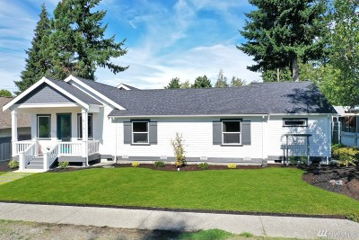 Pierce County Single Family Home For Sale: 5131 N 47th