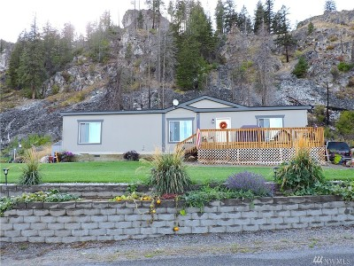 Pateros Single Family Home For Sale: 54 Golf Course Dr