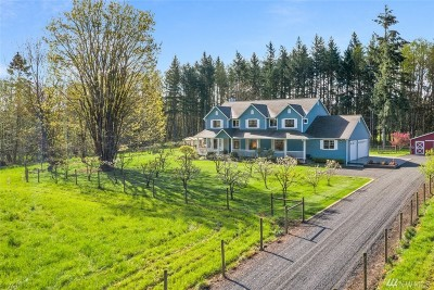 Onalaska Single Family Home For Sale: 849 Gore Rd