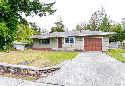 Bellingham Single Family Home For Sale: 1306 Kenoyer Dr