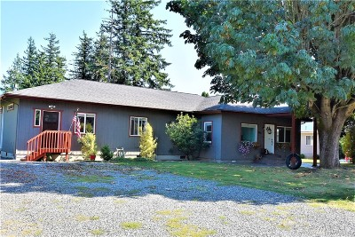 Whatcom County Single Family Home For Sale: 608 W 1st St