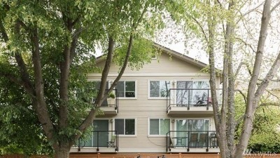 Seattle Condo/Townhouse For Sale: 9056 Mary Ave NW #101