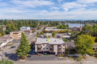 Burien Condo/Townhouse For Sale: 2121 SW 152nd St #202