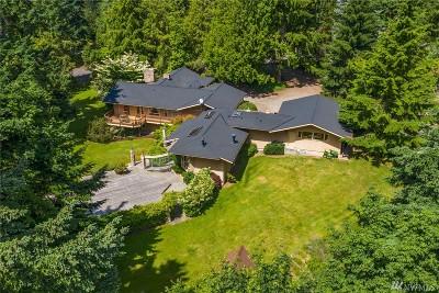 Kirkland Single Family Home For Sale: 12604 72nd Ave NE