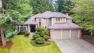 Sammamish Single Family Home For Sale: 22328 NE 19th St