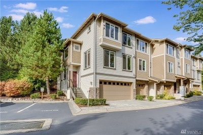 Issaquah Condo/Townhouse For Sale: 21256 SE 42nd Lane