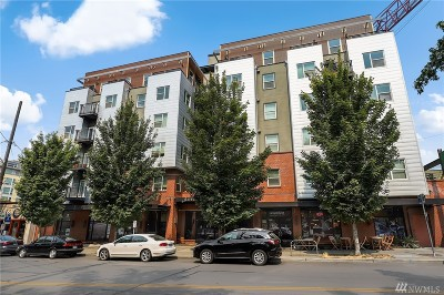 Seattle Condo/Townhouse For Sale: 1026 NE 65th St #A309