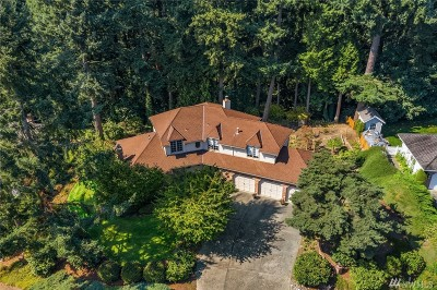 Woodinville Single Family Home For Sale: 15234 NE 144th Place