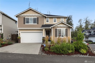 Bothell Single Family Home For Sale: 16212 5th Ave SE